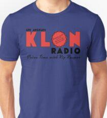 Camiseta ajustada Radio KLON