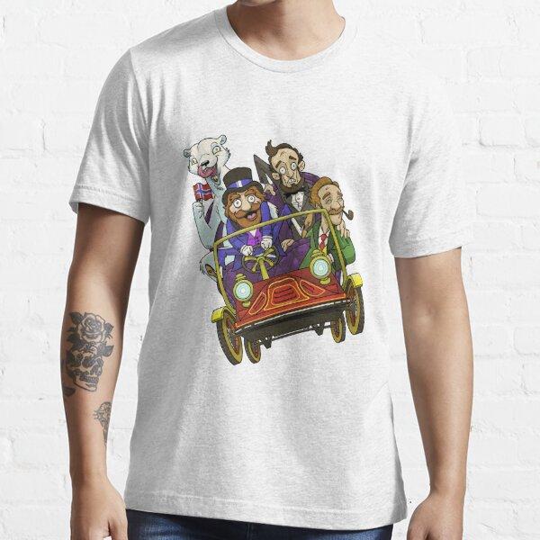 Animatronicans Car Logo Essential T-Shirt
