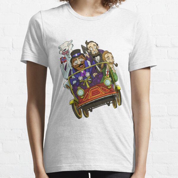 Animatronicans Car Logo Essential T-Shirt