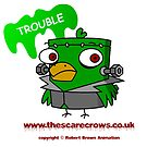 The Scarecrows - Trouble by RBANIMATION