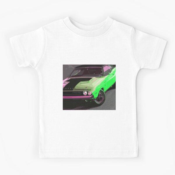 Dodge Challenger Kids T-Shirt