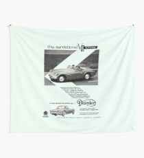 DAIMLER SP250 DART Wall Tapestry