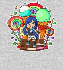 Funneh in Candyland Kids Pullover Hoodie