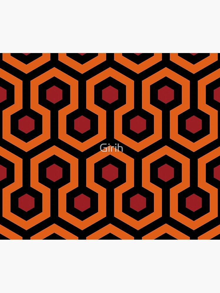 Overlook pattern by Girih