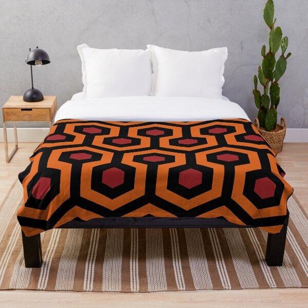 Overlook pattern Throw Blanket