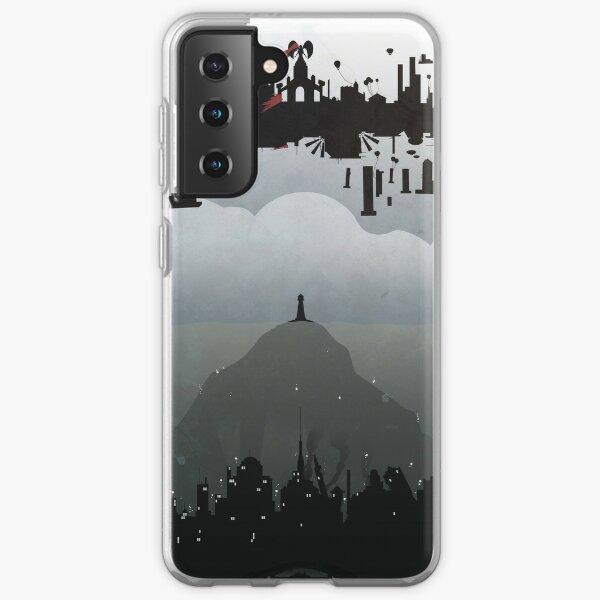 Bioshock- 2 worlds Samsung Galaxy Soft Case