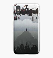 Bioshock- 2 worlds iPhone Case/Skin
