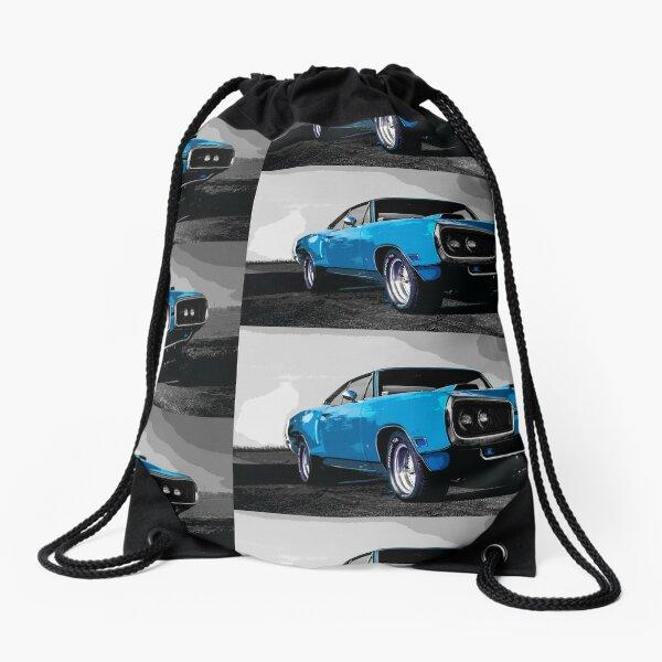 Dodge Super Bee Drawstring Bag