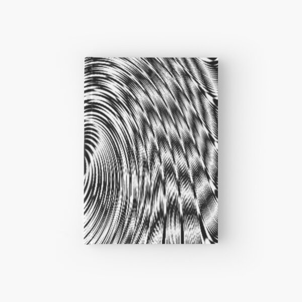 #Optical #Checker #Illusion #Pattern, design, chess, abstract, grid, square, checkerboard, illusion Hardcover Journal