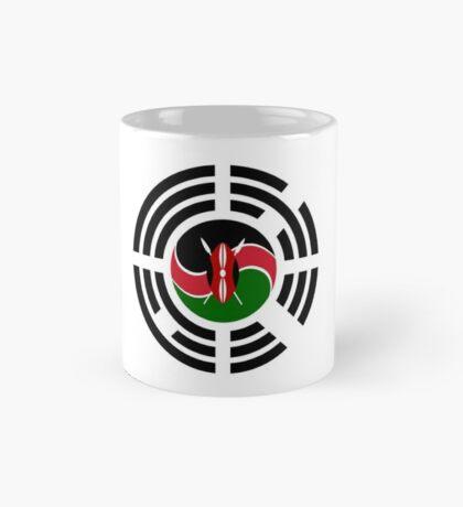 Kenyan Korean Multinational Patriot Flag Series Mug