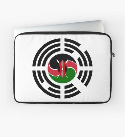 Kenyan Korean Multinational Patriot Flag Series Laptop Sleeve