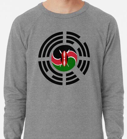 Kenyan Korean Multinational Patriot Flag Series Lightweight Sweatshirt