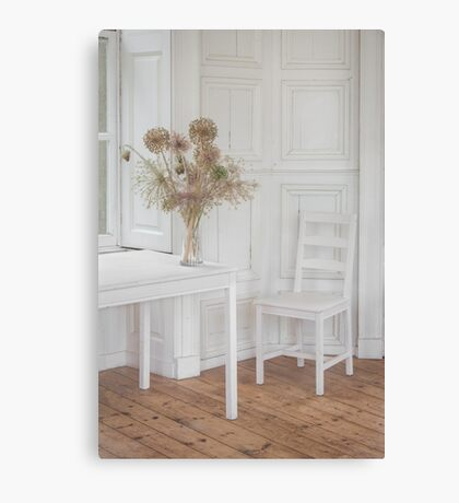 The White Room Canvas Print