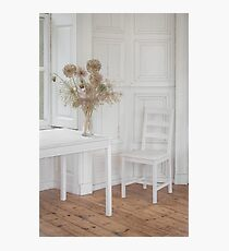 The White Room Photographic Print