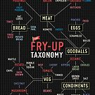 Fry up taxonomy by Stephen Wildish