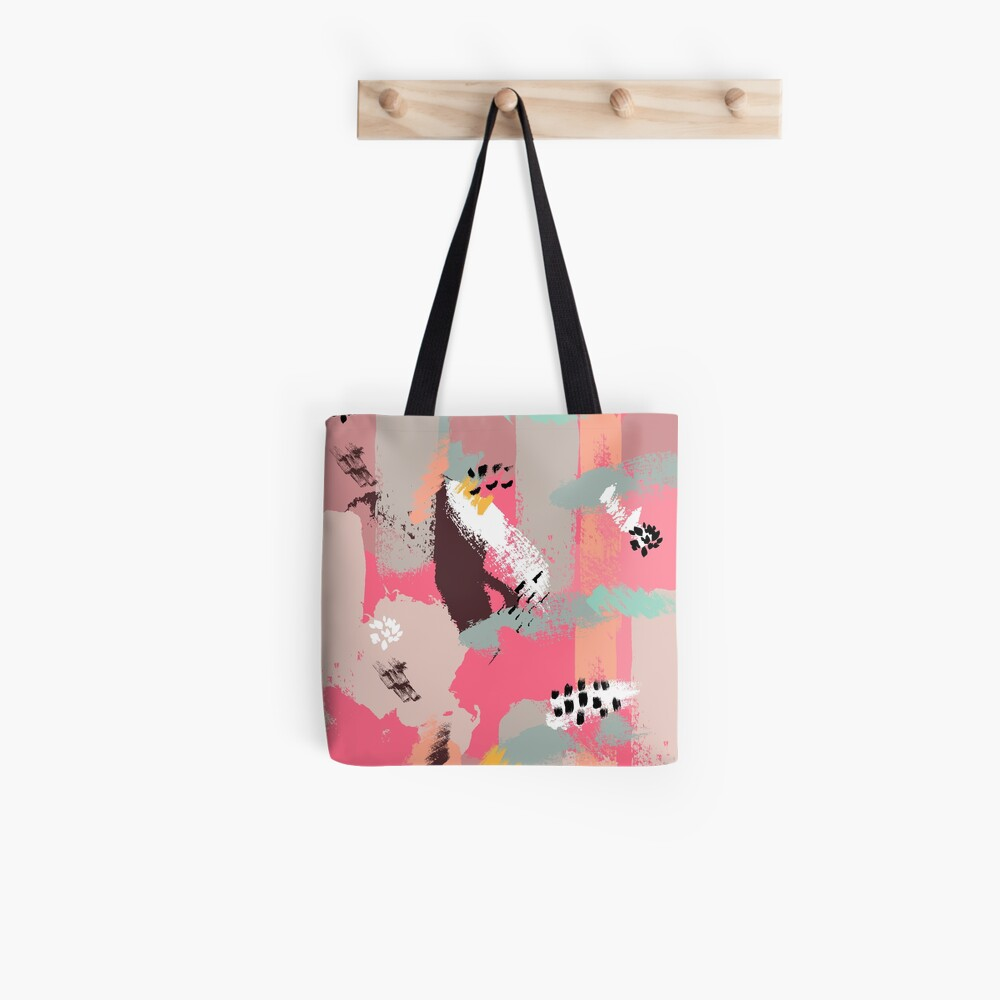 Modern Art Tote Bag