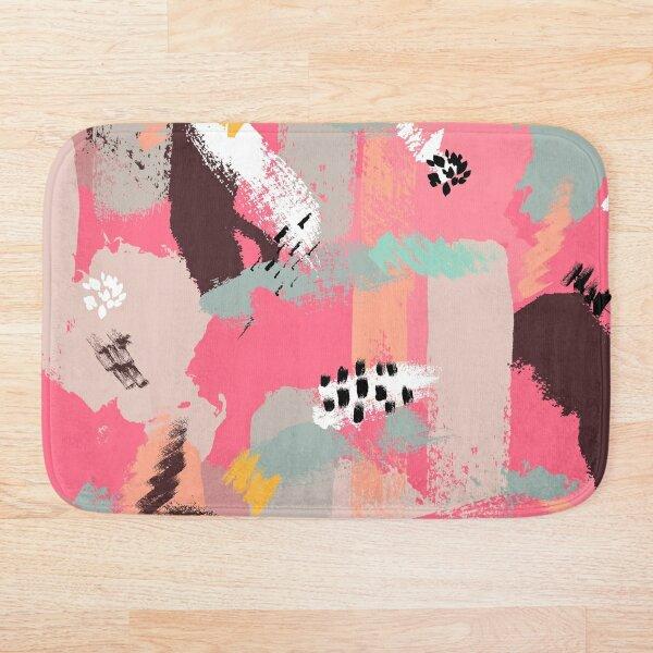 Modern Art Bath Mat