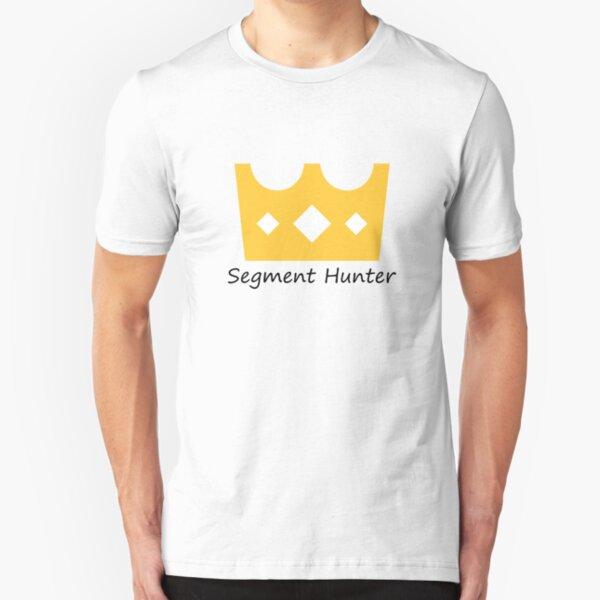 Strava - Segment Hunter Slim Fit T-Shirt
