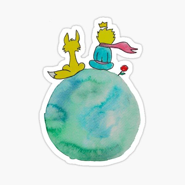 Der kleine Prinz Sticker