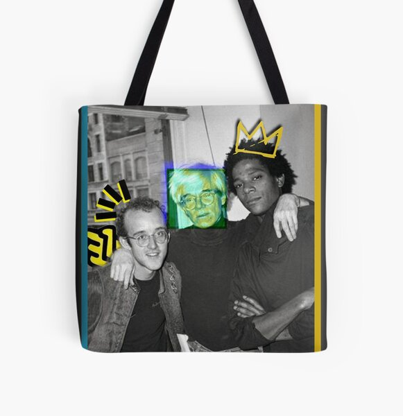 Andy Jean Keith  All Over Print Tote Bag