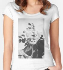 august song Women's Fitted Scoop T-Shirt