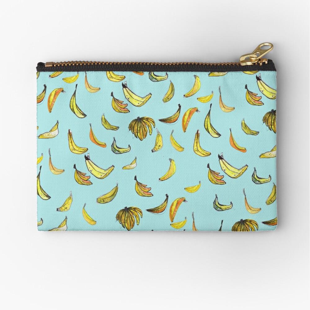 Bananas Zipper Pouch