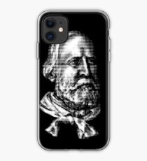 Giuseppe Garibaldi, portrait iPhone Case