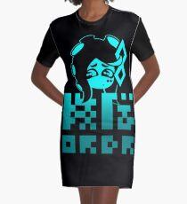 Splatoon 2 splatfest Teambestellung T-Shirt Kleid