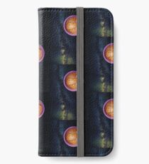 Purple Iced Coffee Planet iPhone Wallet/Case/Skin