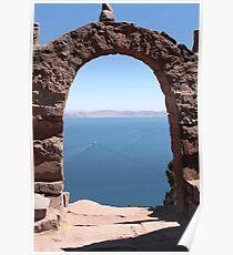 Lago Titikaka Poster