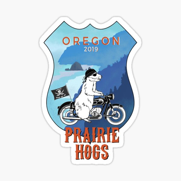 Prairie Hogs 2019 Sticker