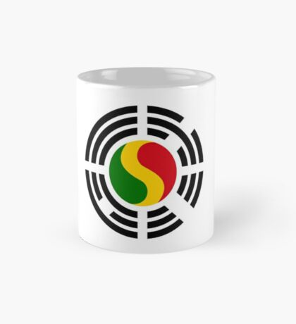 Korean Mali Multinational Patriot Flag Series Mug