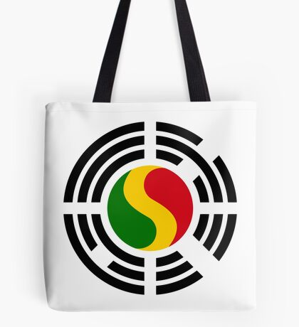 Korean Mali Multinational Patriot Flag Series Tote Bag