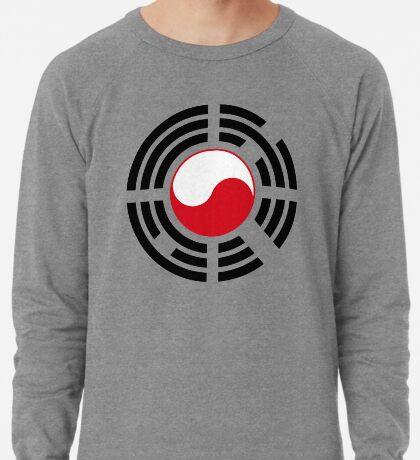 Polish Korean Multinational Patriot Flag Series Lightweight Sweatshirt