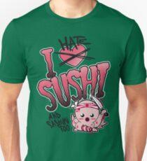 I hate sushi T-Shirt