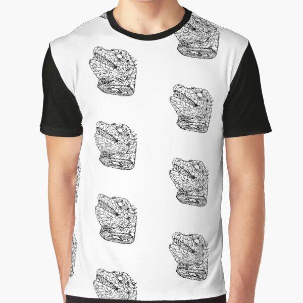 Kaiman Head Graphic T-Shirt