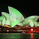 Green Vivid 2015 by Michael Matthews