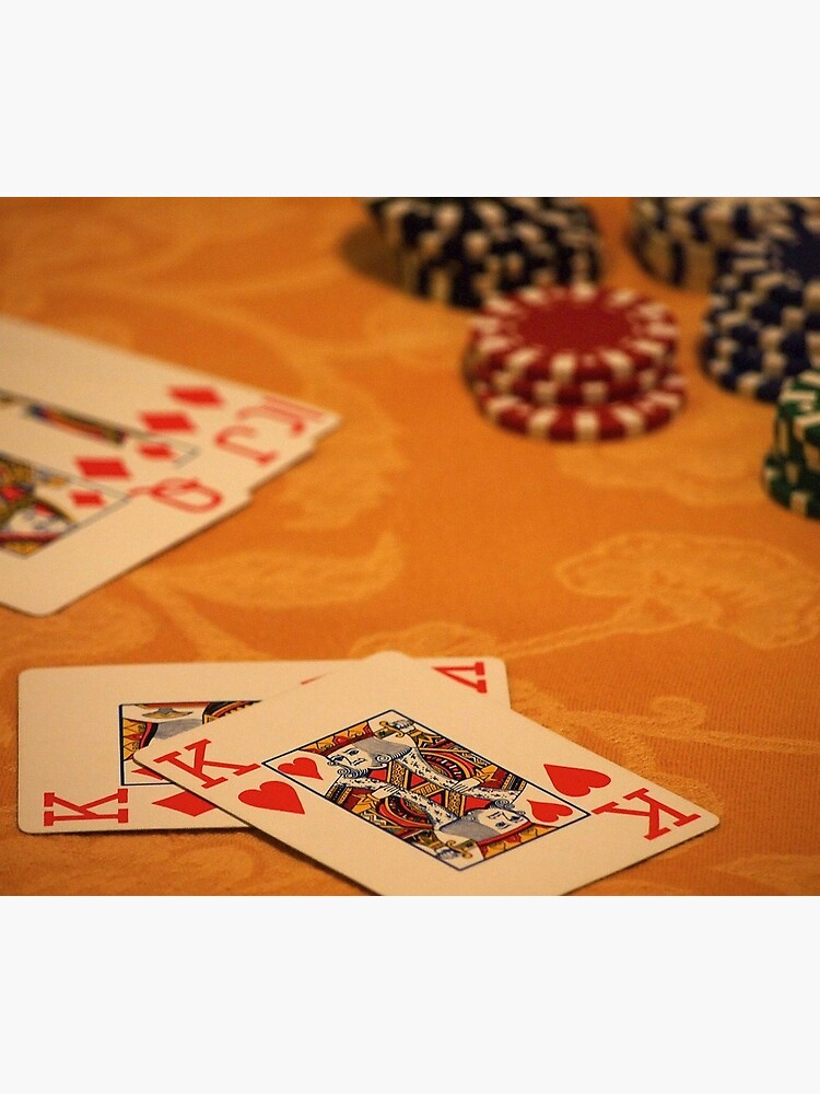 Cards and Chips by douglasewelch