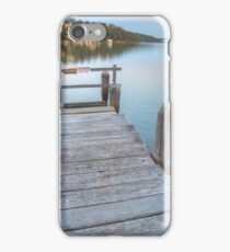 Georges River Reflections iPhone Case/Skin