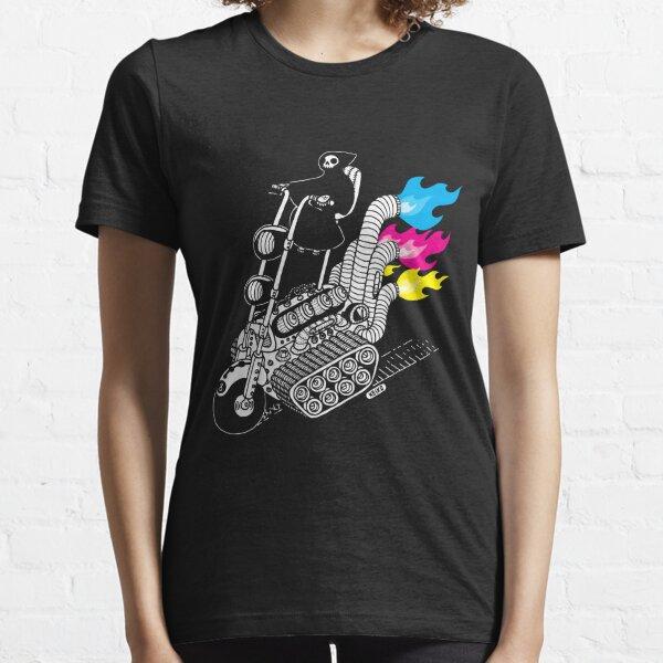 Grim Hellraiser Rides Again Essential T-Shirt