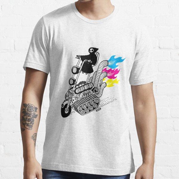 Grim Hellraiser Rides Again 2 Essential T-Shirt