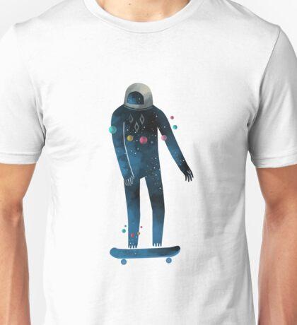 Skate/Space Unisex T-Shirt