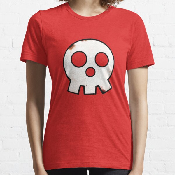 Fire Force Anime - En'en no Shōbōtai - Skull Logo Essential T-Shirt