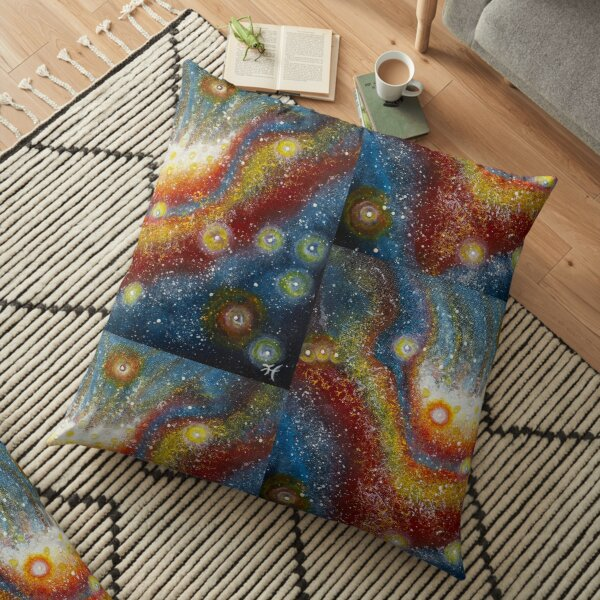The Bigger Picture Floor Pillow