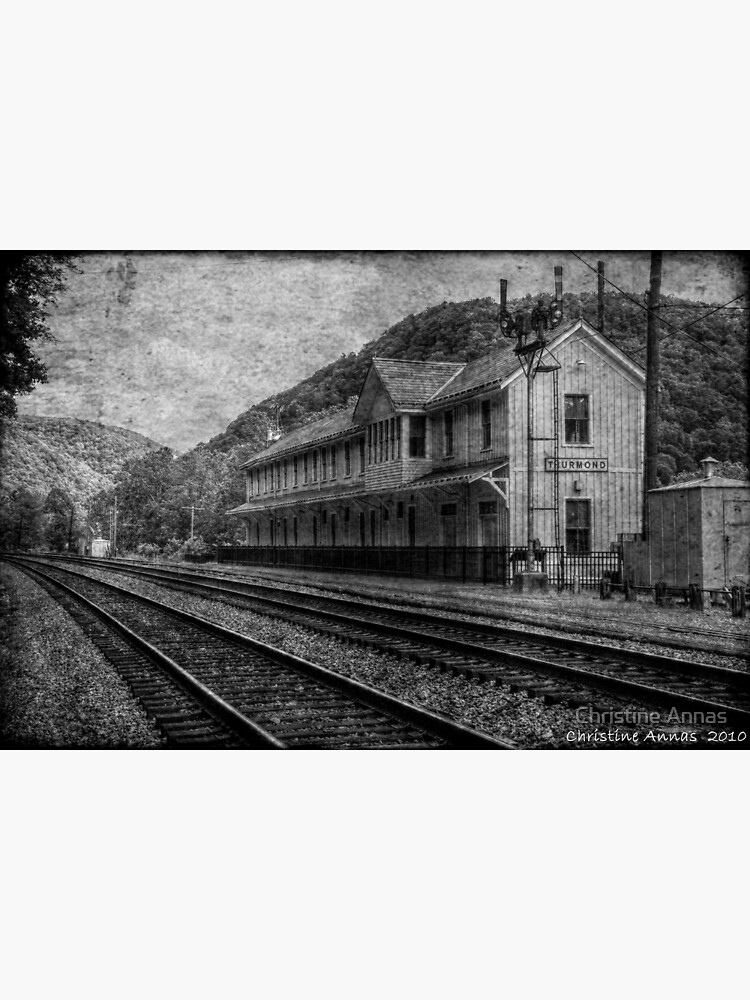 Waiting on the Ghost Train by 2Bricks