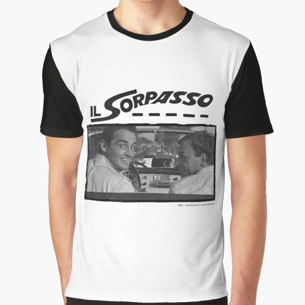 Il sorpasso (the overtaking) Graphic T-Shirt