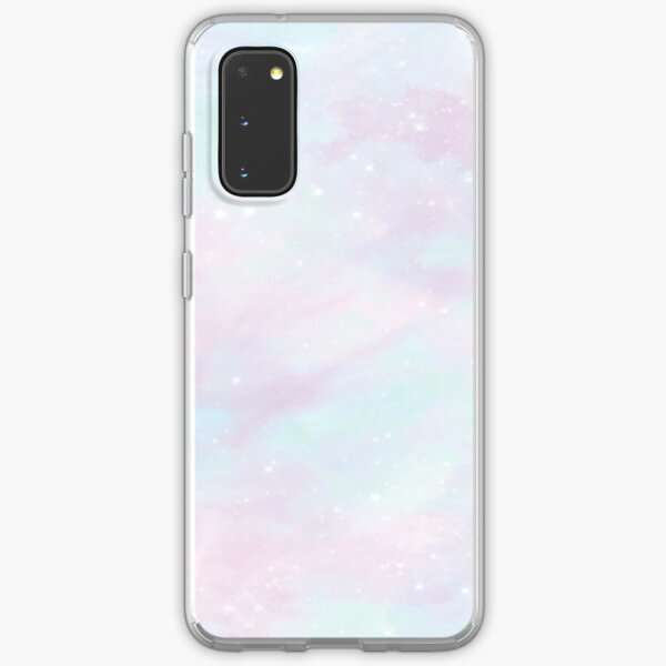 Cotton Candy Sky Cover Samsung Galaxy Soft Case
