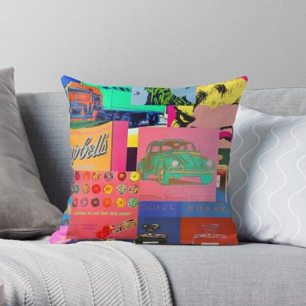 Artsy Pillows Cushions Redbubble