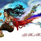 The Kaili Khaos Campaign by rivenis