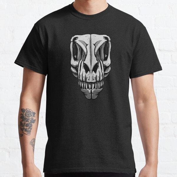T-Rex Skull Classic T-Shirt